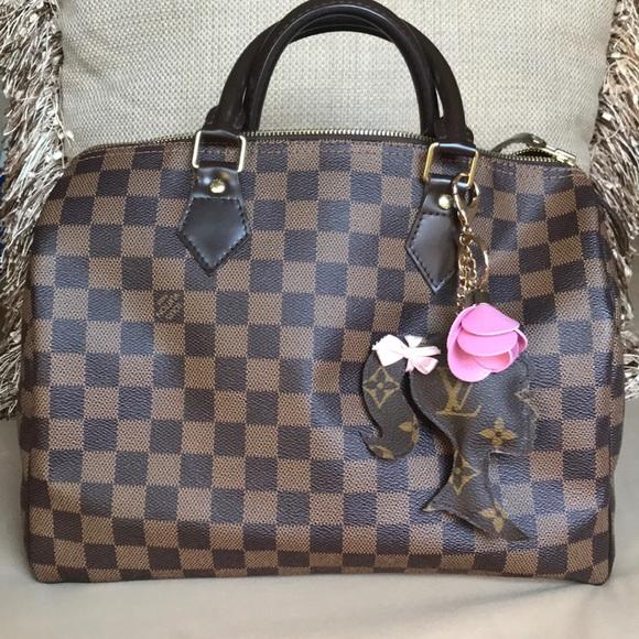 Louis Vuitton Handbags - 💯Authentic LV Speedy 30